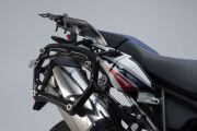 PRO side carriers off-road edition Black. Honda CRF1000L Africa Twin (15-17). KFT.01.622.30100/B